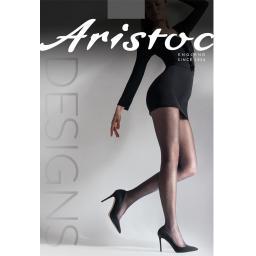 Aristoc SOFT SEMI LUREX TIGHTS   Black   SALE !!!