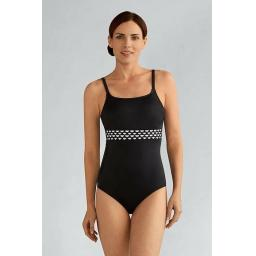 Amoena Mastectomy Pocketed/Soft Cup SWIMSUIT   Cocos   HALF PRICE