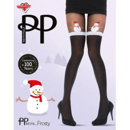 Pretty Polly SNOWMAN TIGHTS