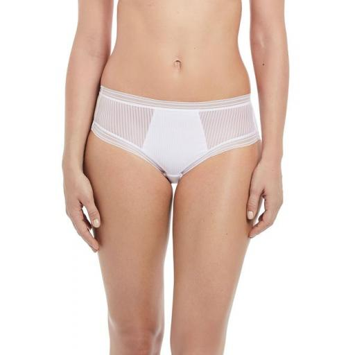 Fantasie BRIEF Fusion White & Sand