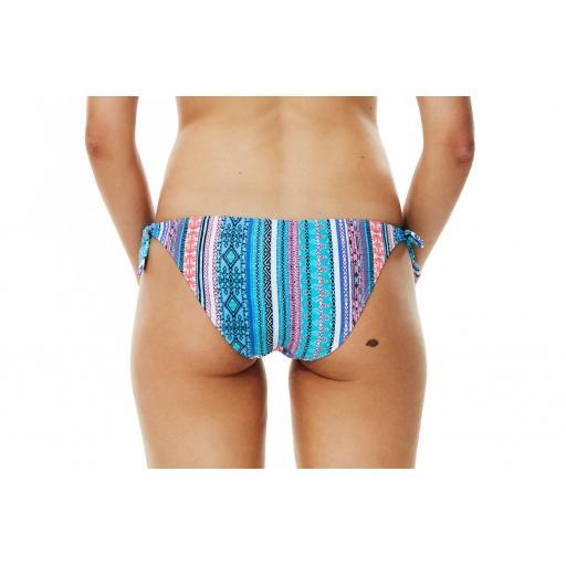 Piha Bikini TIE-SIDE BOTTOMS    Persian Dream   HALF PRICE