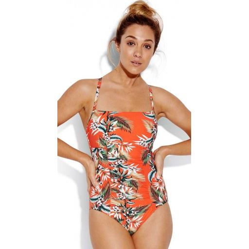 Seafolly SWIMSUIT Ocean Alley D/DD Cup HALF PRICE
