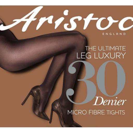 Aristoc 80 deniers-épais hold up en microfibre par Aristoc Hosiery