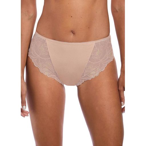 Fantasie FULL BRIEF Memoir Navy & Natural Beige SALE
