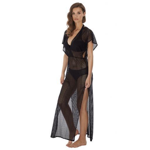 Freya BEACH DRESS   Urban Black