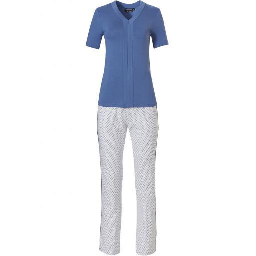 Pastunette Delux Blue pyjama set.jpg