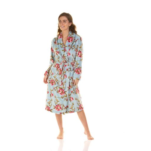 La Marquise SUPERSOFT ROBE Roses