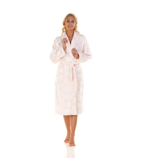 La marquise snow flake robe pink 5.jpg