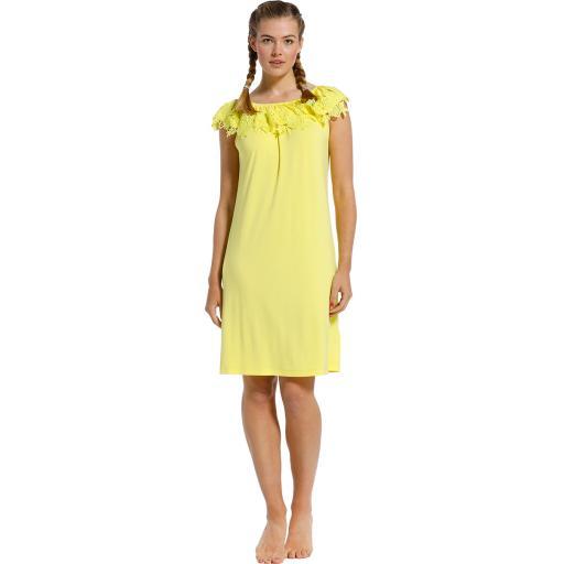 Pastunette BEACH DRESS Yellow