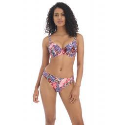 Freya Serengeti plunge bikini top with classic briefs.jpg