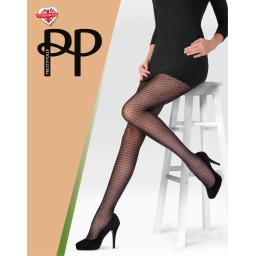 Pretty Polly Double Diamond Tights Black.jpg