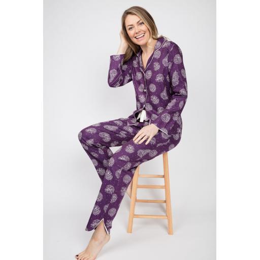 Cyberjammies margo printed pyjamas on model....next.jpg