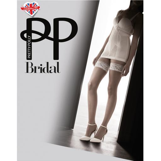 Pretty Polly BRIDAL HOLD UPS